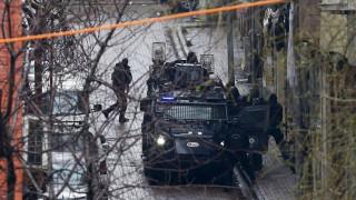 Τουρκία: Βρέθηκε παγιδευμένο όχημα στο Ντιγιάρμπακιρ