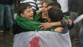 Συγκλονιστική έκθεση της Unicef: 3,7 εκατ. παιδιά στη Συρία έχουν γνωρίσει μόνο πόλεμο...