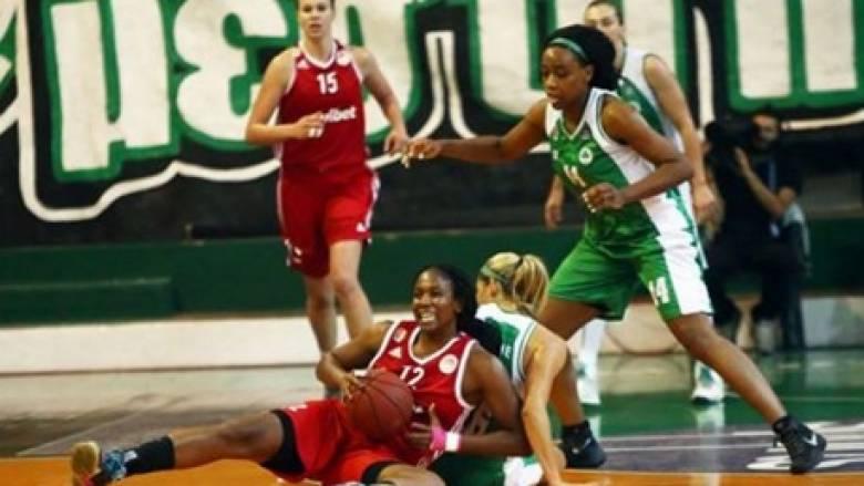 Παναθηναϊκός και Ολυμπιακός θα διεκδικήσουν το εφετινό Κύπελλο Ελλάδας στο γυναικείο μπάσκετ.