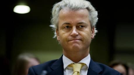 Ενώπιον του δικαστηρίου ο Ολλανδός ακροδεξιός Γκερτ Βίλντερς