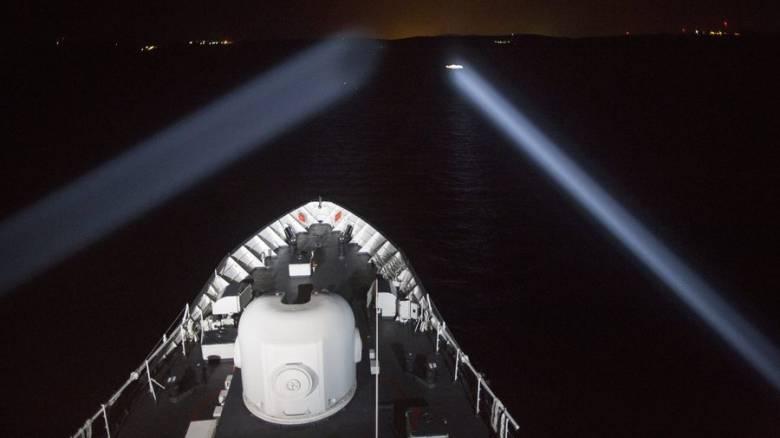 Η Τουρκία βγάζει το Τσεσμέ στο Αιγαίο την ώρα της συμφωνίας για το προσφυγικό