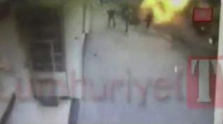 Έκρηξη στην Κωνσταντινούπολη: Bίντεο-ντοκουμέντο με τον βομβιστή αυτοκτονίας