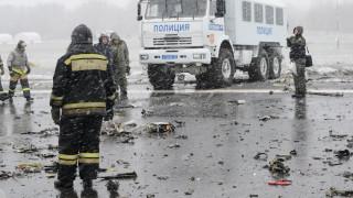 Σοκάρουν οι εικόνες από την αεροπορική τραγωδία στη Ρωσία