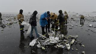 Συνομιλία του πιλότου της πτήσης 981της Flydubai με τον πύργο ελέγχου