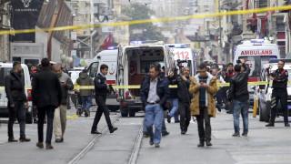 Έκρηξη Κωνσταντινούπολη: Ισλαμικό Κράτος ή PKK βλέπουν οι αρχές της Τουρκίας
