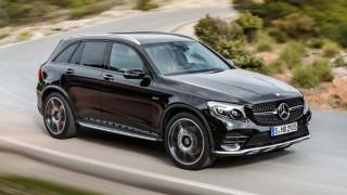 To νέο μεσαίο SUV της Mercedes αποκτά έκδοση AMG GLC43