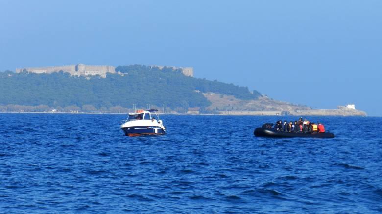 Δουλέμποροι πέταξαν στη θάλασσα 25 μετανάστες ανοιχτά της Άνδρου