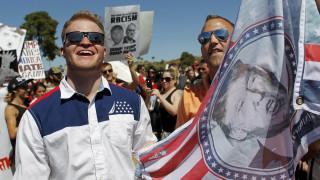 Διαδηλωτές «μπλόκαραν» τον Ντόναλντ Τραμπ στην Αριζόνα