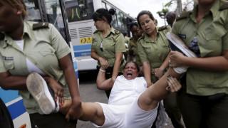 Κούβα: Δεκάδες συλλήψεις λίγες ώρες πριν την άφιξη του Ομπάμα