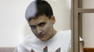 Ένοχη κρίθηκε η ουκρανή πιλότος Νάντια Σαβτσένκο για τη δολοφονία δύο ρώσων δημοσιογράφων