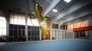 Wushu: Σπαθί και δόρυ σε μία πολεμική τέχνη – χορογραφία