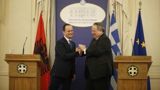 Κοτζιάς - Μπουσάτι: ΑΟΖ, υφαλοκρηπίδα και νέο Σύμφωνο Φιλίας Ελλάδας - Αλβανίας
