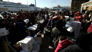 Ευρωπαϊκή ομολογία: «Νήσος Έλις» θα γίνουν τα ελληνικά νησιά