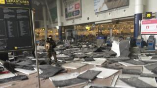 Εκρήξεις στο αεροδρόμιο των Βρυξελλών