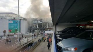 Νεκροί και τραυματίες από εκρήξεις στο αεροδρόμιο των Βρυξελλών
