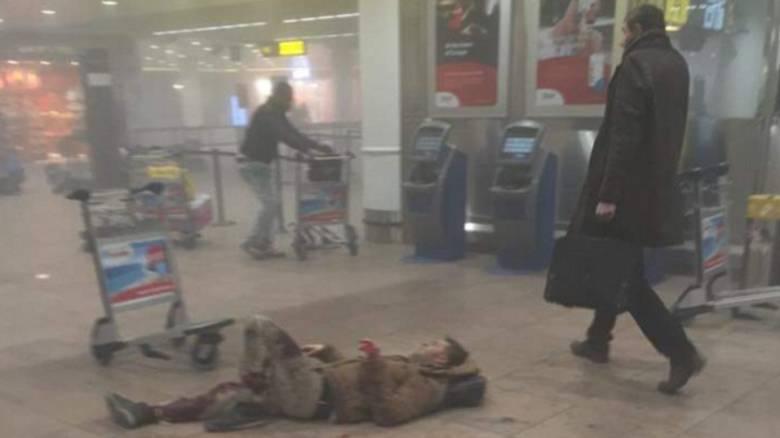 Εκρήξεις Βρυξέλλες: Συντονισμένη επίθεση στο κέντρο της Ευρώπης