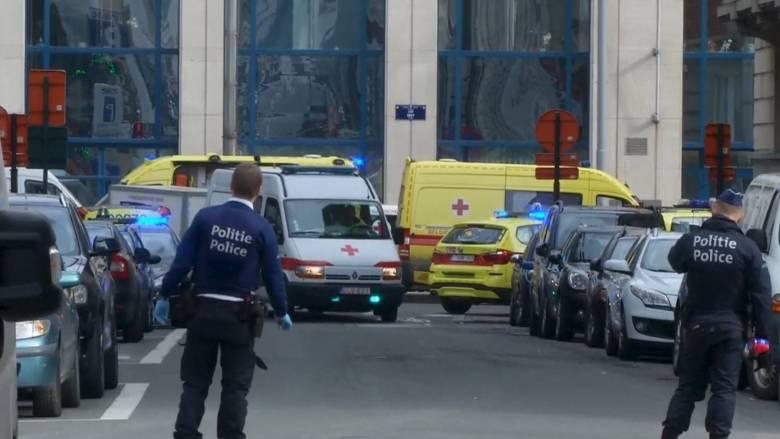 Εκρήξεις Βρυξέλλες: Η Δημοκρατία θα νικήσει τον τρόμο, λέει το ελληνικό ΥΠΕΞ