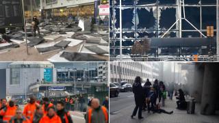 Εκρήξεις Βρυξέλλες: Τυφλά χτυπήματα στην πρωτεύουσα της Ε.Ε. - Ο ISIS πίσω από τις επιθέσεις