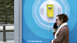 #CallBrussels: Δύο μήνες πριν, οι Βρυξέλλες αντιμετώπιζαν με χιούμορ την απειλή της τρομοκρατίας