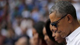 Επιθέσεις- Βρυξέλλες: «Θα συνεχίσουμε να χτυπάμε τον ISIS», λέει ο Ομπάμα