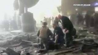 Εκρήξεις-Βρυξέλλες: Με τις βόμβες στις βαλίτσες χτύπησαν το αεροδρόμιο