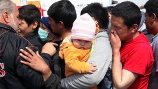 Συνεχίζονται οι αφίξεις προσφύγων στον Πειραιά