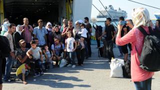 Δύο νέα κρούσματα ηπατίτιδας Α στον Πειραιά – Στους 49.085 το σύνολο των προσφύγων