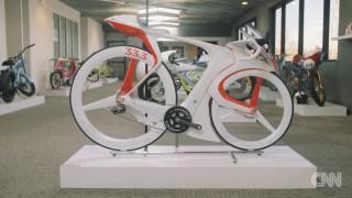 Τα ποδήλατα του μέλλοντος...