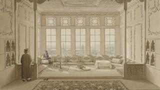 Εξήντα σπάνιες εικονογραφήσεις του Thomas Hope της οθωμανικής Κωνσταντινούπολης στο Μουσείο Μπενάκη