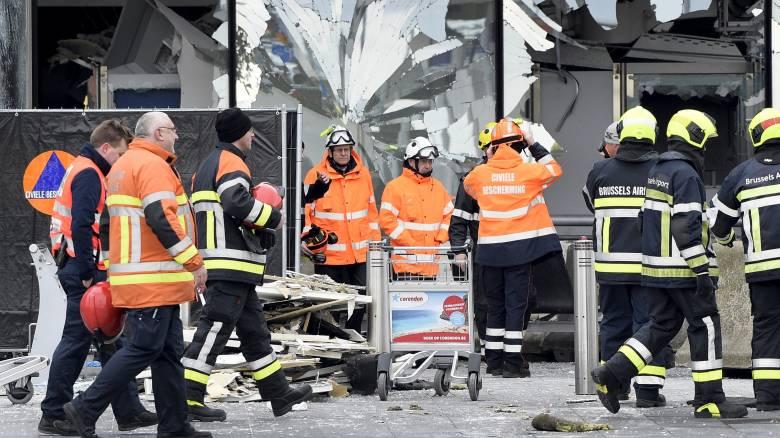 Εκρήξεις Βρυξέλλες: Σύνδεση με τις επιθέσεις στο Παρίσι, βλέπουν οι Αρχές