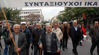 Ασφαλιστικό: «Ρετιρέ» οι συντάξεις πάνω από 1.000 ευρώ
