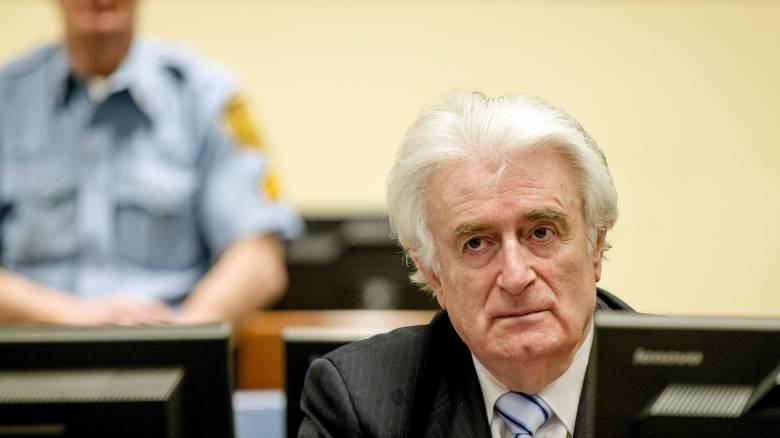 Ένοχος για εγκλήματα κατά της ανθρωπότητας ο  Ράντοβαν Κάρατζιτς