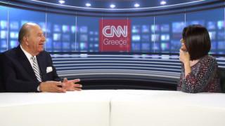 Ο Κρις Σπύρου στο CNN Greece