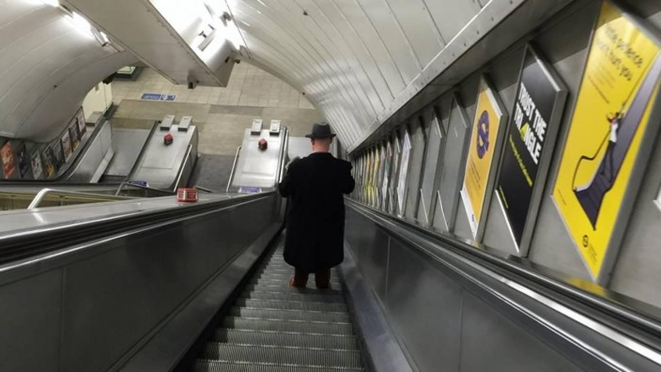 Το Μετρό του Λονδίνου απέκτησε πινακίδες γραμμένες στα ελληνικά (pics)!
