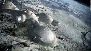 Χωριό στο φεγγάρι οραματίζεται ο Ευρωπαϊκός Οργανισμός Διαστήματος