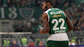 Ο Παναθηναϊκός κέρδισε μέσα στην Τουρκία την Νταρουσάφακα με 86-84 για την Euroleague.