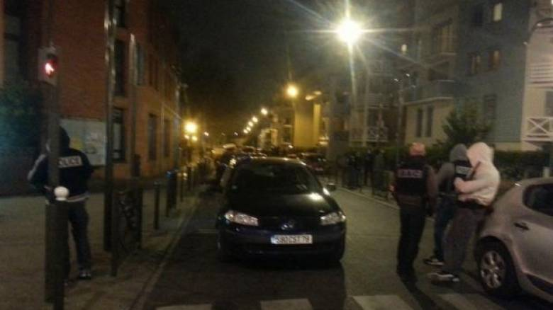 Αντιτρομοκρατική επιχείρηση στο Παρίσι - Συνελήφθη ένας ύποπτος