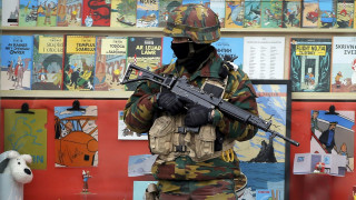Μπαράζ συλλήψεων υπόπτων για τις επιθέσεις στις Βρυξέλλες