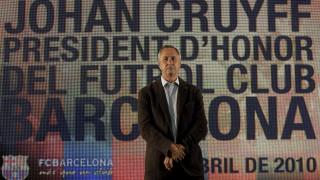 Πεπ Γκουαρντιόλα: «Δεν ήξερα ποδόσφαιρο πριν από τον Κρόιφ»