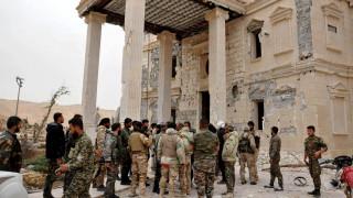 Το Ισλαμικό Κράτος αποχώρησε από την αρχαία ακρόπολη της Παλμύρας