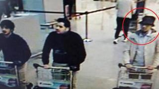 Ταυτοποιήθηκε ο τρίτος άνδρας στο αεροδρόμιο των Βρυξελλών