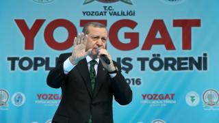 Επίθεση Ερντογάν σε διπλωμάτες που παρακολουθούν τη δίκη δημοσιογράφων