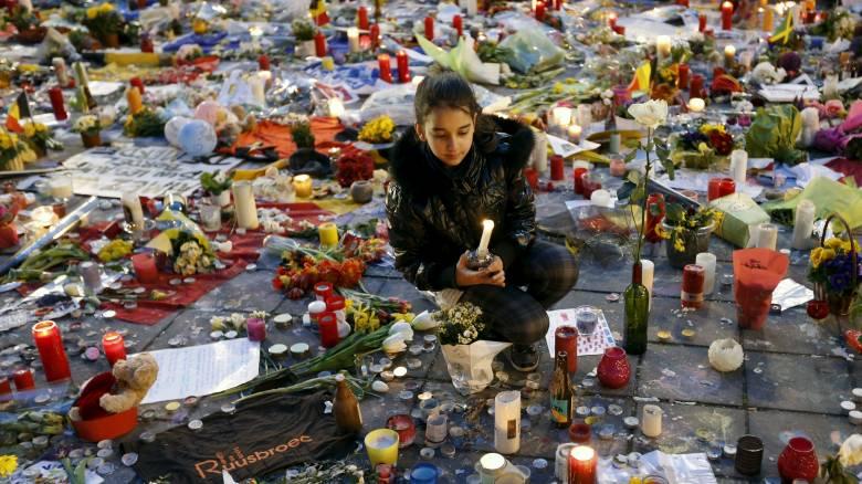 Βρυξέλλες: Αναβλήθηκε για λόγους ασφαλείας η «πορεία ενάντια στο φόβο» μετά από αίτημα των αρχών