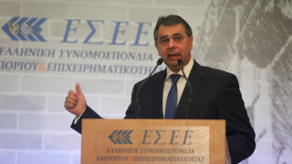 Κορκίδης: Θετική η ΕΣΕΕ στην παράταση της ΕΓΣΣΕ μέχρι το τέλος του 2016