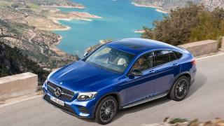 Η GLC Coupe είναι το 7ο κατά σειρά SUV στη γκάμα της Mercedes
