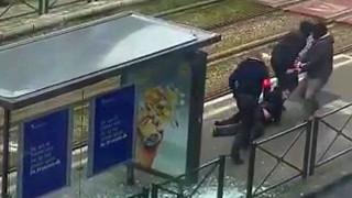 Απαγγέλθηκαν κατηγορίες στον συλληφθέντα του τραμ στις Βρυξέλλες