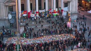 Ένταση από ακροδεξιούς στις Βρυξέλλες