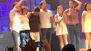 Τον Λίονελ Μέσι αποθέωσαν οι τυχεροί θεατές θεατρικής παράστασης στην Αργεντινή