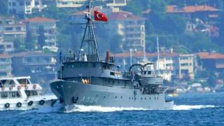 Το Τσεσμέ στο Αιγαίο έβγαλε η Τουρκία