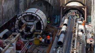 Μετρό Θεσσαλονίκης: Άρχισαν ξανά τα έργα για τις σήραγγες